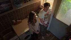 Amy Williams, Kyle Canning in Neighbours Episode 7258