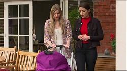 Amber Turner, Paige Novak in Neighbours Episode 7259