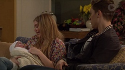 Matilda Turner, Amber Turner, Josh Willis in Neighbours Episode 7259