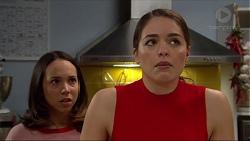 Imogen Willis, Paige Novak in Neighbours Episode 7259