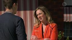 Josh Willis, Sonya Mitchell in Neighbours Episode 7259