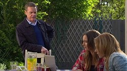 Paul Robinson, Amy Williams, Steph Scully in Neighbours Episode 7259