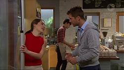 Paige Novak, Mark Brennan in Neighbours Episode 7259
