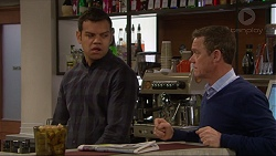 Nate Kinski, Paul Robinson in Neighbours Episode 7259