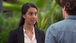 Shay Daeng, Kyle Canning in Neighbours Episode 7260