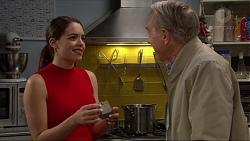 Paige Novak, Doug Willis in Neighbours Episode 7260