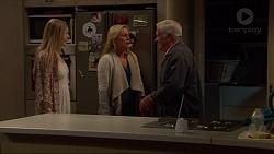 Amber Turner, Lauren Turner, Lou Carpenter in Neighbours Episode 7261