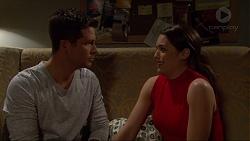 Mark Brennan, Paige Novak in Neighbours Episode 7261