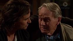 Brad Willis, Doug Willis in Neighbours Episode 7261