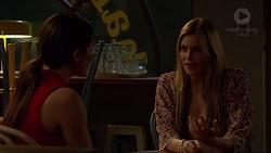 Paige Novak, Amber Turner in Neighbours Episode 7261