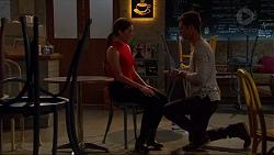 Paige Novak, Mark Brennan in Neighbours Episode 7261