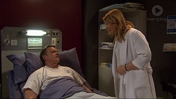 Paul Robinson, Steph Scully in Neighbours Episode 7261