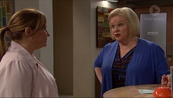 Terese Willis, Sheila Canning in Neighbours Episode 7262