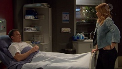 Paul Robinson, Steph Scully in Neighbours Episode 7262