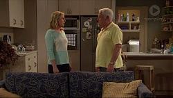 Lauren Turner, Lou Carpenter in Neighbours Episode 7262