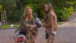 Steph Scully, Amy Williams in Neighbours Episode 7263