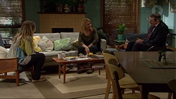 Sonya Mitchell, Steph Scully, Toadie Rebecchi in Neighbours Episode 7263