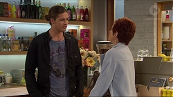 Tyler Brennan, Susan Kennedy in Neighbours Episode 7264