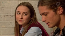 Piper Willis, Tyler Brennan in Neighbours Episode 7264