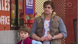 Jimmy Williams, Kyle Canning in Neighbours Episode 7264