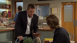 Paul Robinson, Daniel Robinson in Neighbours Episode 7264