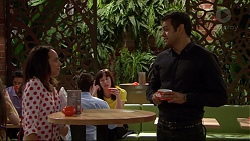Imogen Willis, Nate Kinski in Neighbours Episode 7264