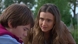 Jimmy Williams, Amy Williams in Neighbours Episode 7264