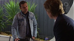 Nate Kinski, Daniel Robinson in Neighbours Episode 7264