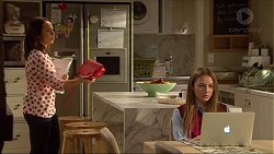 Imogen Willis, Piper Willis in Neighbours Episode 7264