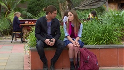 Tyler Brennan, Piper Willis in Neighbours Episode 7264