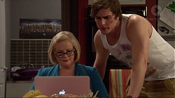 Sheila Canning, Kyle Canning in Neighbours Episode 7264
