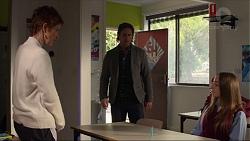 Susan Kennedy, Brad Willis, Piper Willis in Neighbours Episode 7265