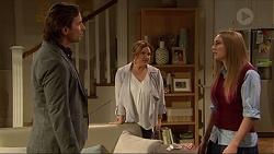 Brad Willis, Terese Willis, Piper Willis in Neighbours Episode 7265