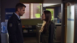 Mark Brennan, Paige Smith in Neighbours Episode 7265