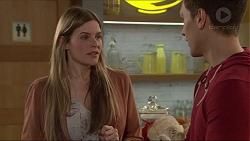 Amber Turner, Josh Willis in Neighbours Episode 7265