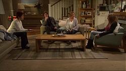 Susan Kennedy, Brad Willis, Terese Willis, Piper Willis in Neighbours Episode 7265