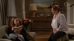 Piper Willis, Terese Willis in Neighbours Episode 7265