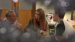 Doug Willis, Piper Willis, Josh Willis in Neighbours Episode 7266