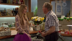 Amber Turner, Doug Willis in Neighbours Episode 7266