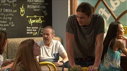 Piper Willis, Tyler Brennan in Neighbours Episode 7266