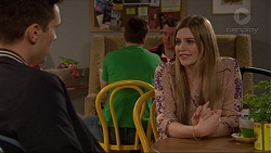 Josh Willis, Amber Turner in Neighbours Episode 7266