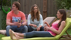 Kyle Canning, Amy Williams, Indiana Crowe in Neighbours Episode 7266