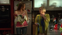 Indiana Crowe, Sheila Canning in Neighbours Episode 7267
