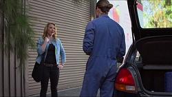 Steph Scully, Tyler Brennan in Neighbours Episode 7267