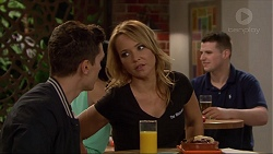Josh Willis, Steph Scully in Neighbours Episode 7267