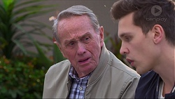 Doug Willis, Josh Willis in Neighbours Episode 7267