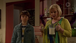 Jimmy Williams, Sheila Canning in Neighbours Episode 7267