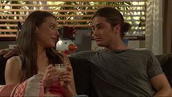 Indiana Crowe, Tyler Brennan in Neighbours Episode 7267