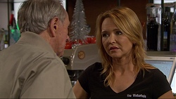 Doug Willis, Steph Scully in Neighbours Episode 7267