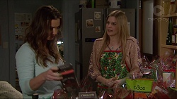 Amy Williams, Amber Turner in Neighbours Episode 7267